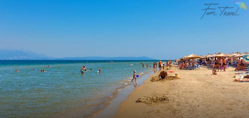 Milies beach