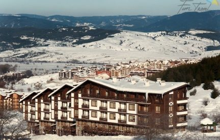 Hotel Green Life Ski & Spa Resort, bugarska bansko
