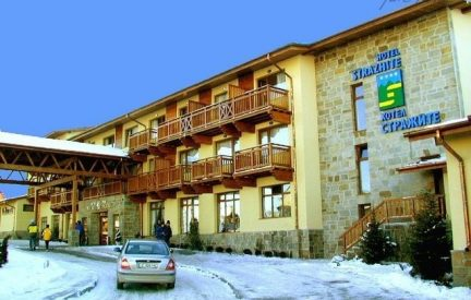 Hotel Strazhite, Bansko, Bugarska