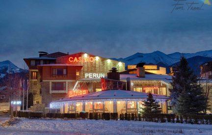 Hotel Platinum&Casino, bugarska bansko