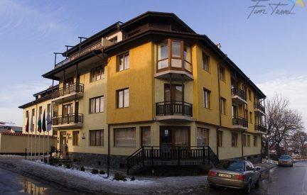 Hotel Mont Blanc, Bansko