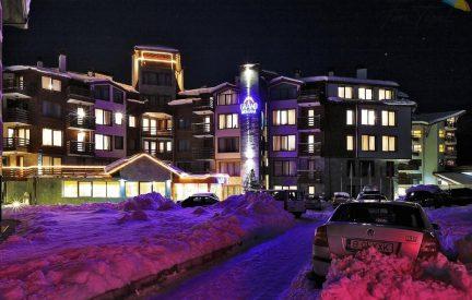 Hotel Grand Montana, Bansko, Zima, Bugarska