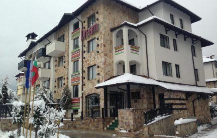 Apart hotel Dream, Bansko, Zima, Zimovanje, Bugarska