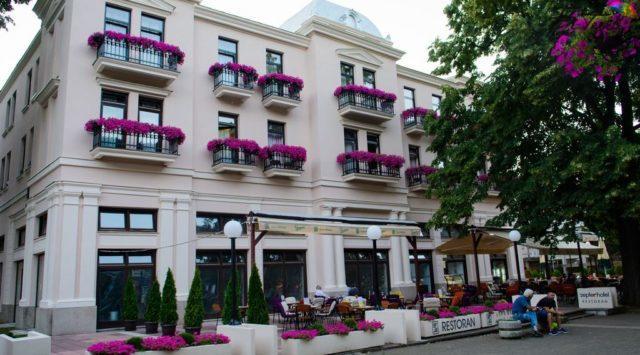 Hotel Zepter Bivsi Hotel Zvezda Fun Travel Nis