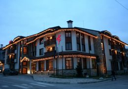 Hotel Evelina Palace, Bansko, Zima, Zimovanje, Bugarska