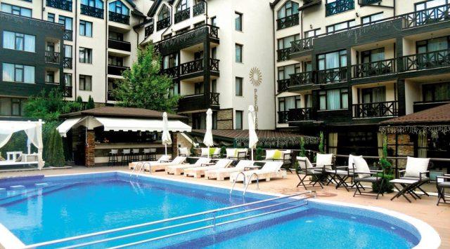 Hotel Premier Luxury, Bansko, Zima, Zimovanje, Bugarska