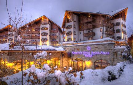 Hotel Kempinski, Bansko zimovanje, Zima, Bugarska, Hotel