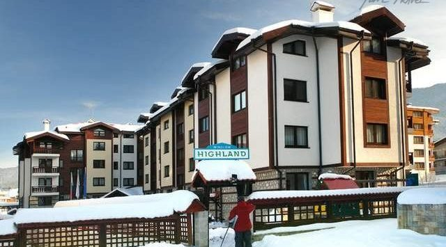 Hotel Winslow Highland, Bansko