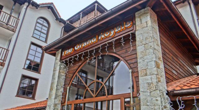 Hotel Grand Royale & Spa, Bansko