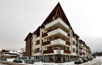 ApartHotel Mountain View Lodge, Bansko, Zima, Bugarska, Hoteli