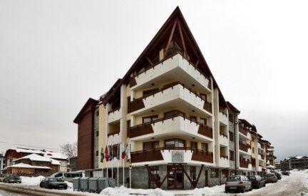 ApartHotel Mountain View Lodge, Bansko, Zima, Bugarska, Hoteli