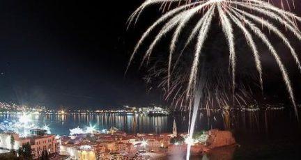 Budva Nova Godina 2020 Docek Nove Godine Funtravelnis