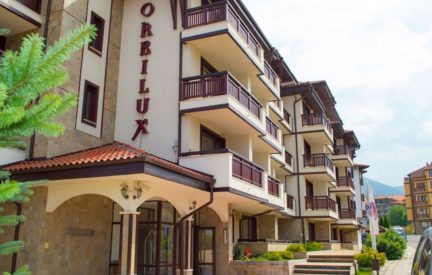 Hotel Orbilux, Bansko