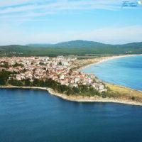 Primorsko beach