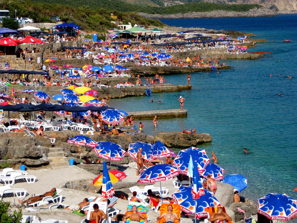 Ploče beach