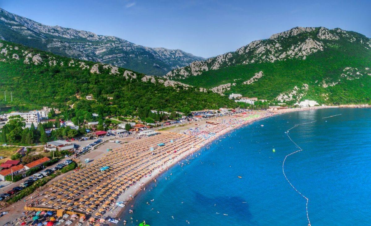 Canj Crna Gora Letovalista Plaze Crna Gora Crna Gora Leto Vodic
