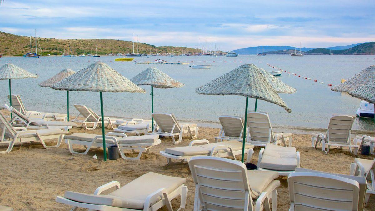 Bardakci beach