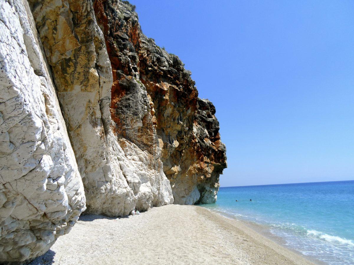 Djipe beach