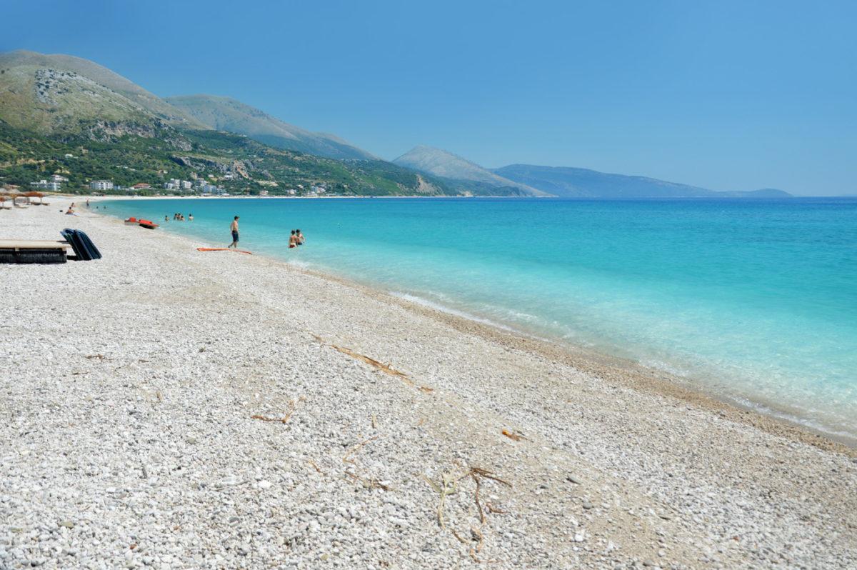 Borsh beach