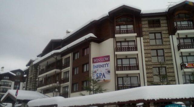 Hotel Winslow Infinity & Spa, Bansko