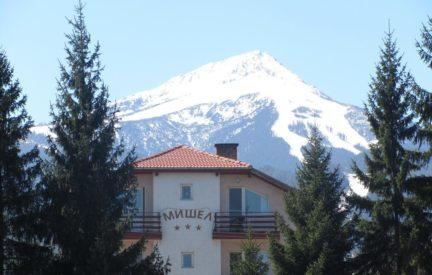 Hotel Mishel, Bansko, Zima, Bugarska