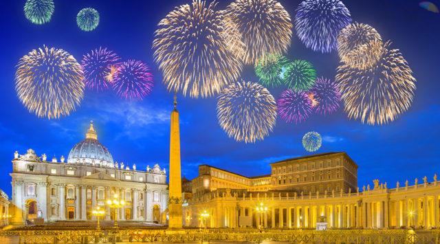 Rim Nova Godina 2020 Docek Nove Godine Rim Avionom Iz Nisa