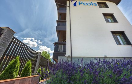 Hotel 7 Pools Spa & apartments, Bansko