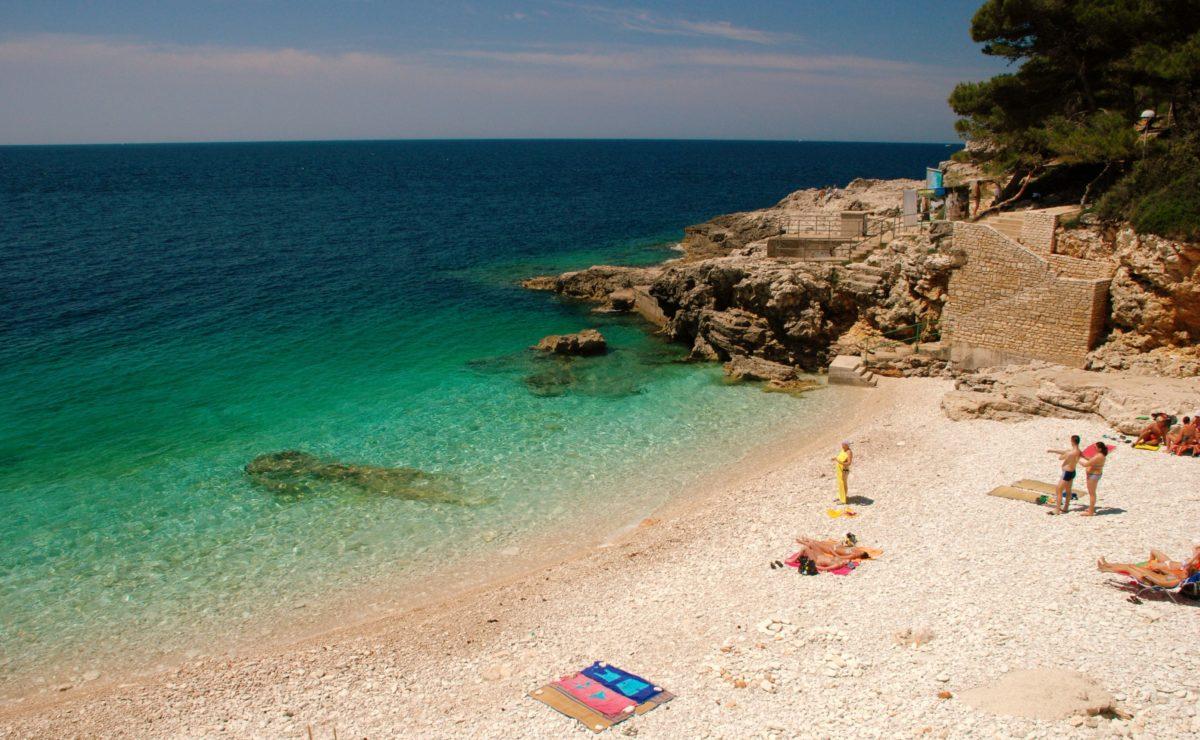 pula hrvatska more