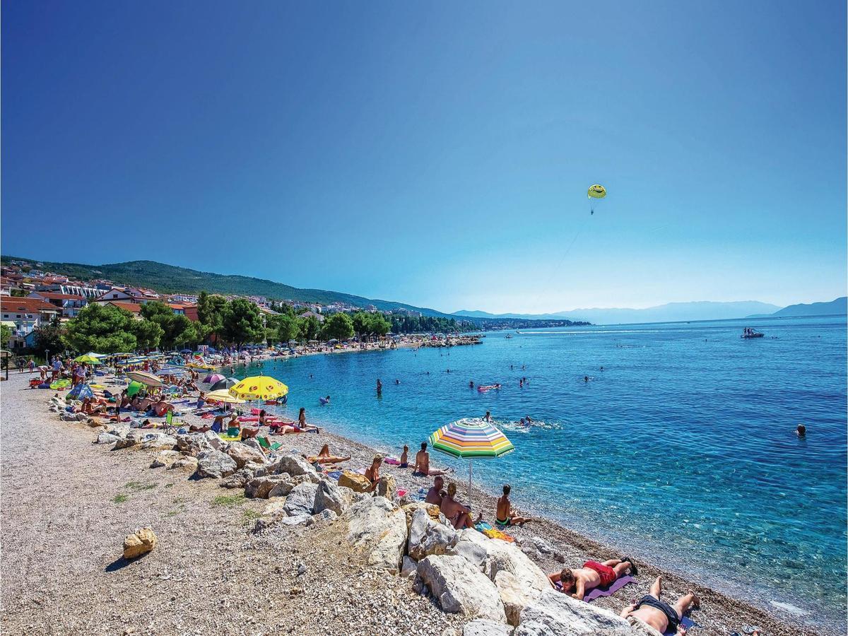 Crikvenica, more, plaže