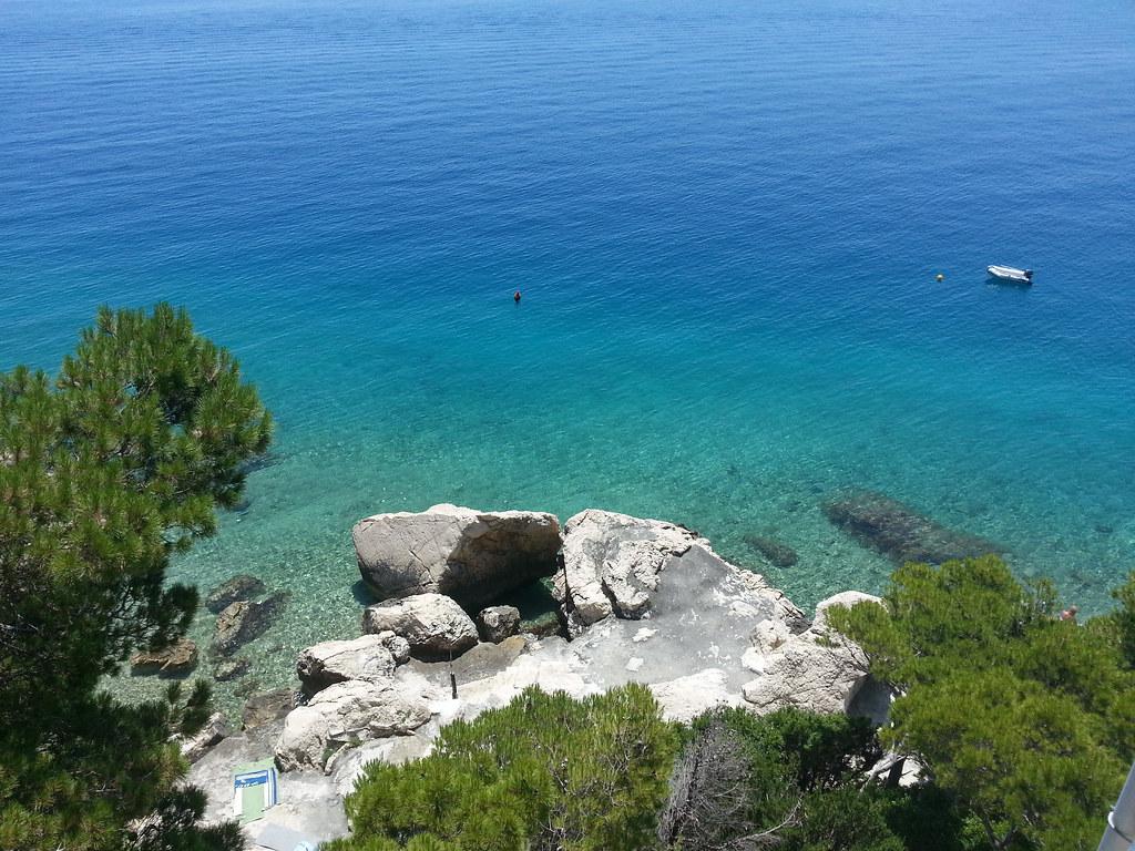 Marušići voda, more, hrvatska