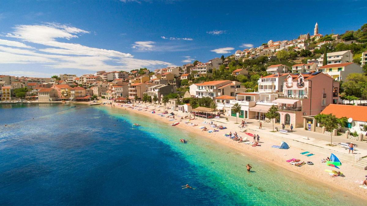 Igrane Hrvatska more