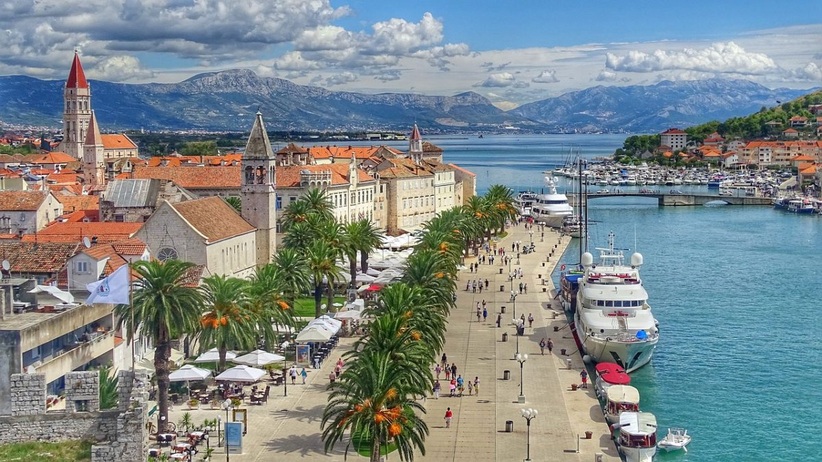 Trogir Hrvatska Letovaliste