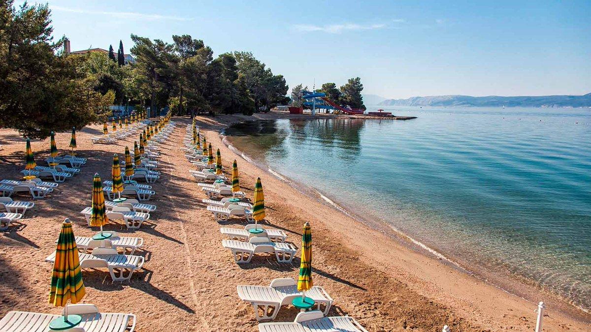 Najlepše plaže, Crikvenica