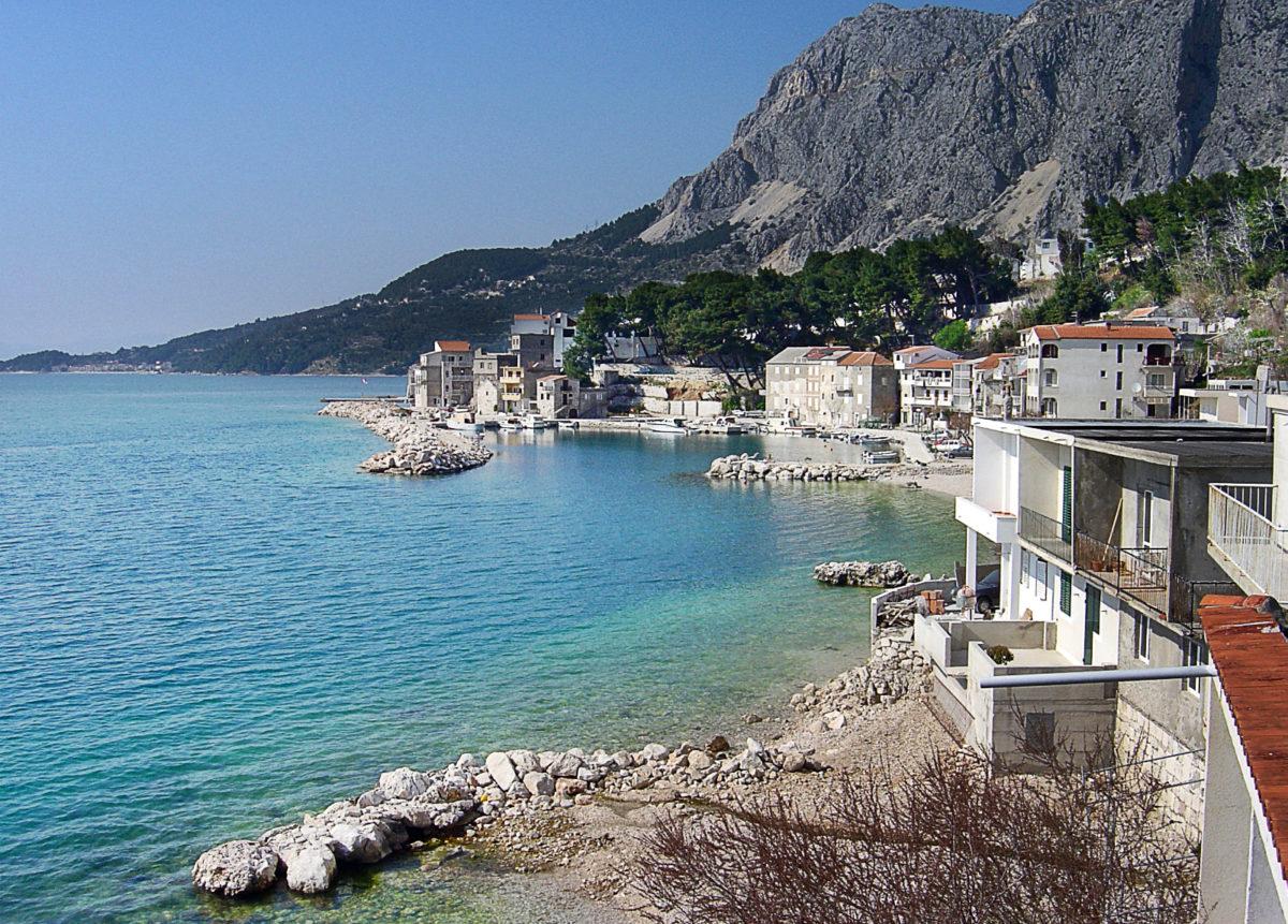 drasnice hrvatska pogled na more