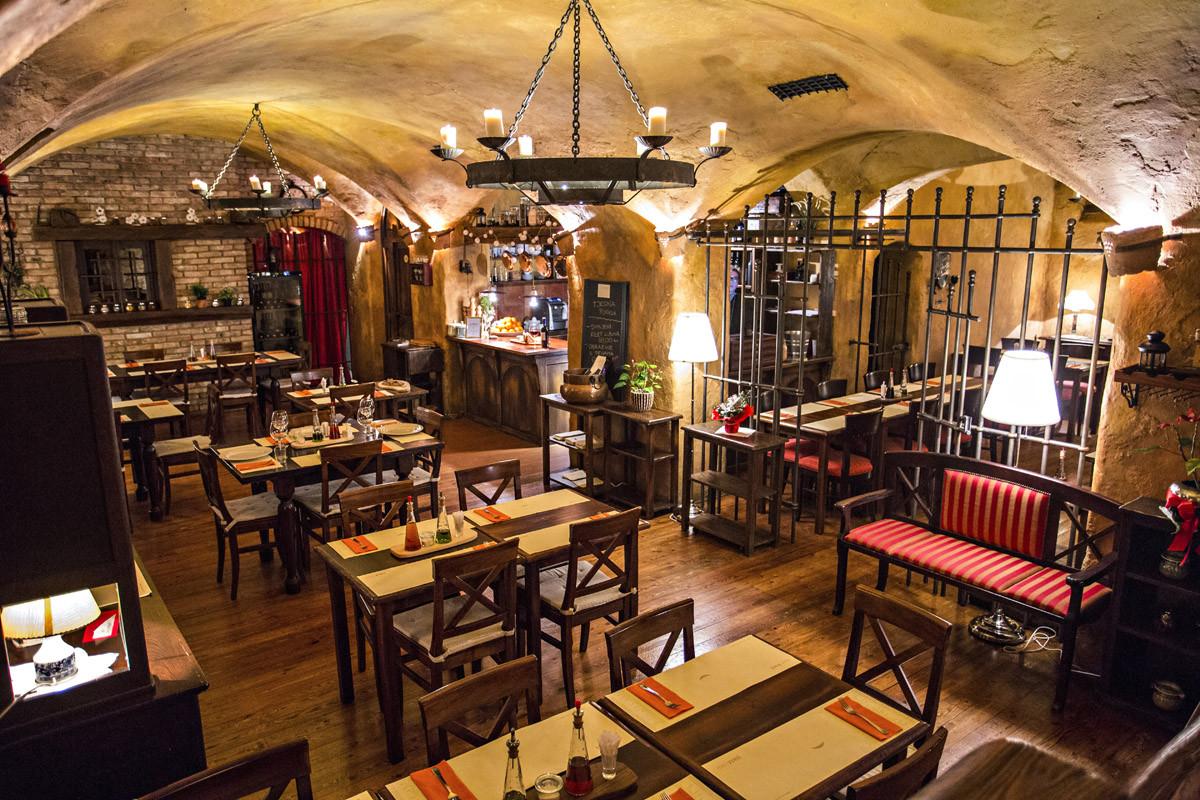 split restoran, pivnica