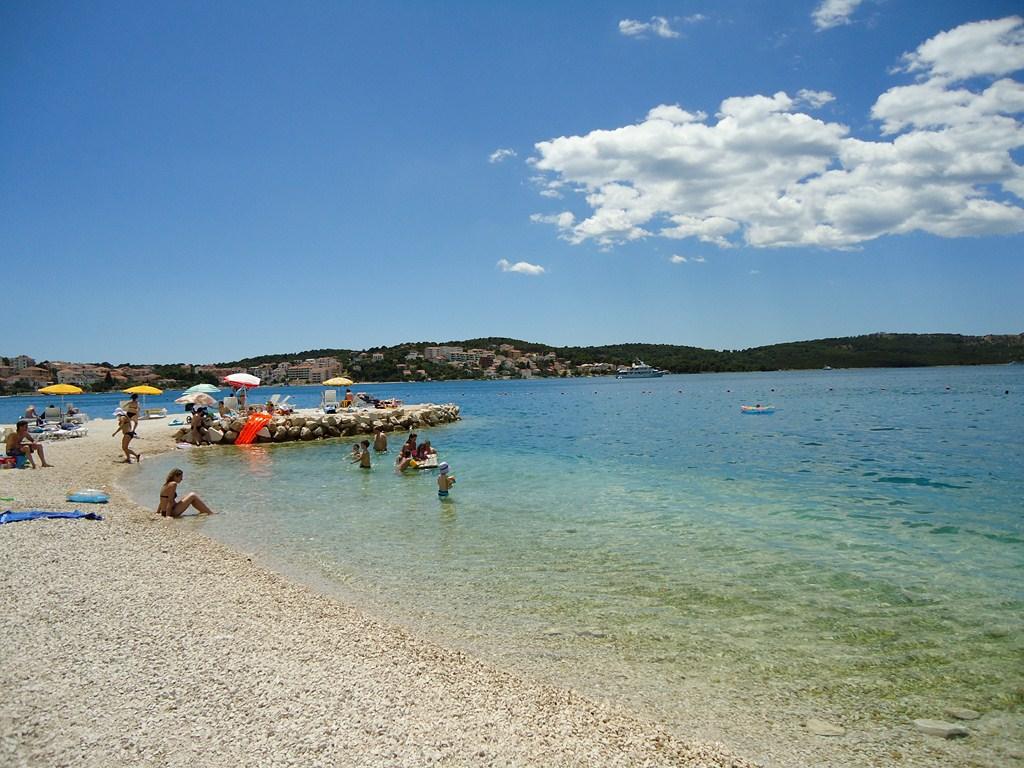 plaža Sveti Krst, Hrvatska