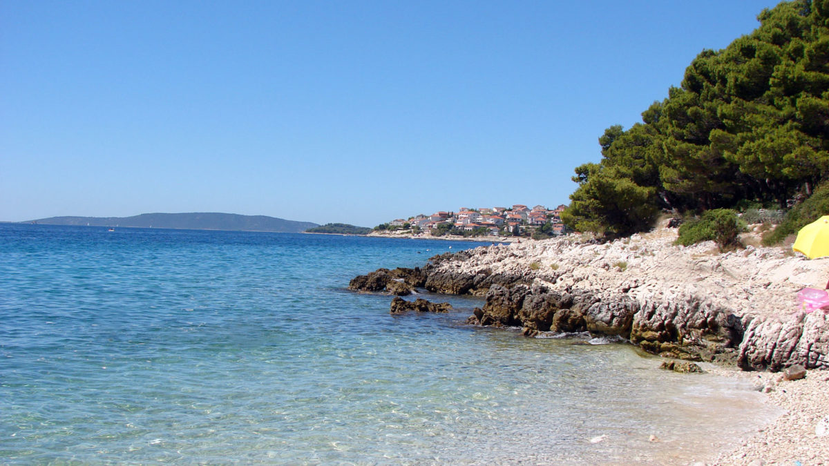 plaža Svetog Jere, hrvatska