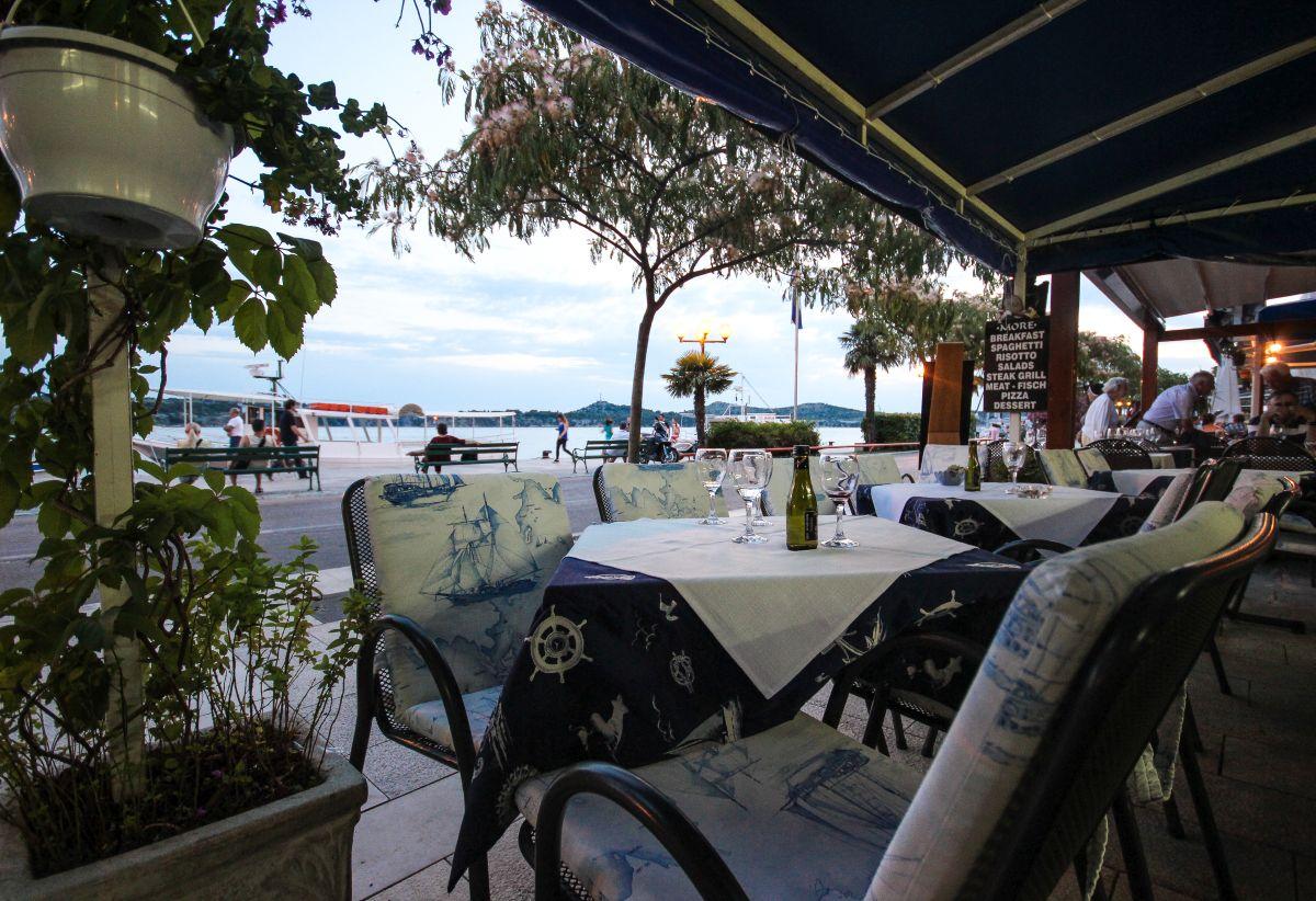 Šibenik, restorani