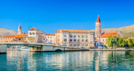 Trogir Hrvatska, fun travel nis